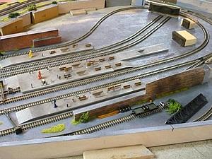 Construisez un modèle de chemin de fer