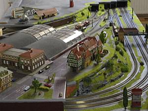 Construction d'une voie ferrée