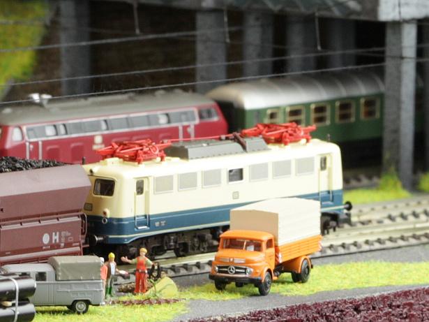 Construire une maquette de chemin de fer
