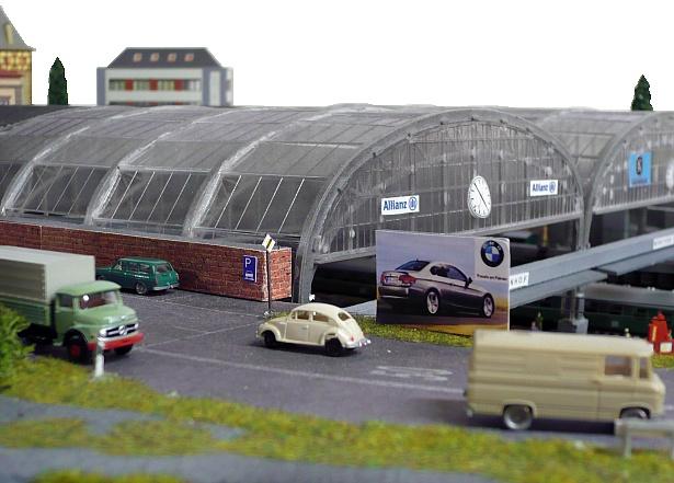 Tt Model Railway Station Buildings
